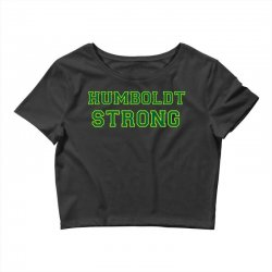 Humboldt Strong Crop Top | Artistshot