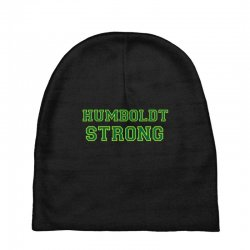 Humboldt Strong Baby Beanies | Artistshot