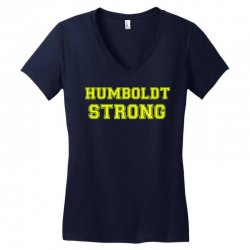 Humboldt Strong Women's V-Neck T-Shirt | Artistshot