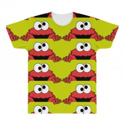 elmo3c All Over Men's T-shirt | Artistshot
