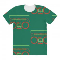 a tribe called quest   speaker hip hop the cutting edge All Over Women's T-shirt | Artistshot