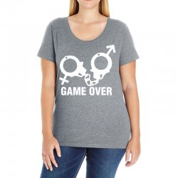 love game Ladies Curvy T-Shirt | Artistshot