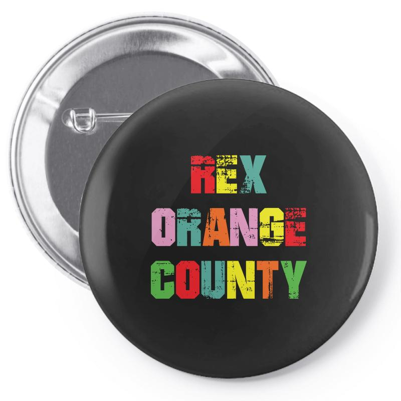 Rex Orange County - Colors Pin-back Button  By Artistshot