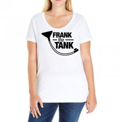 frank the tank Ladies Curvy T-Shirt | Artistshot