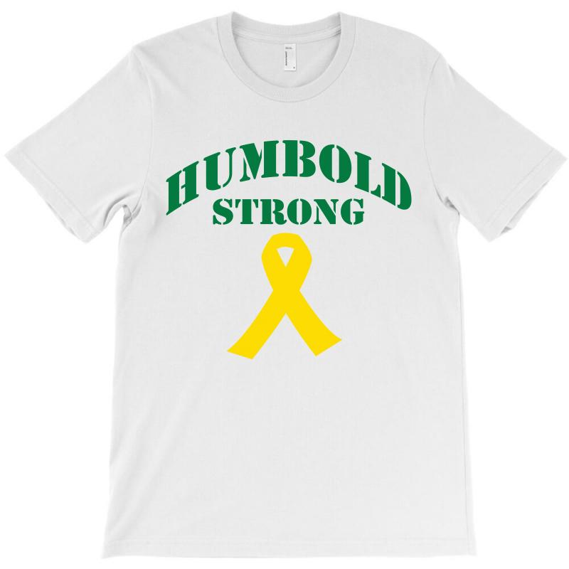 54d3bbcb6 Custom Humboldt Strong T-shirt By Mdk Art - Artistshot