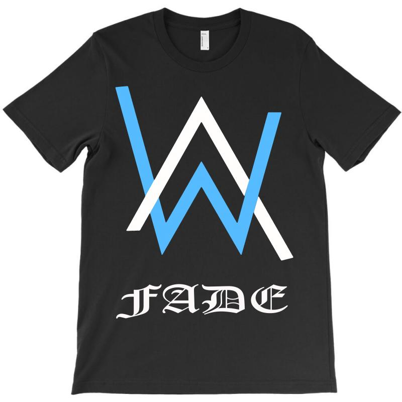 Custom alan walker logo t shirt by mdk art artistshot - Alan walker logo galaxy ...
