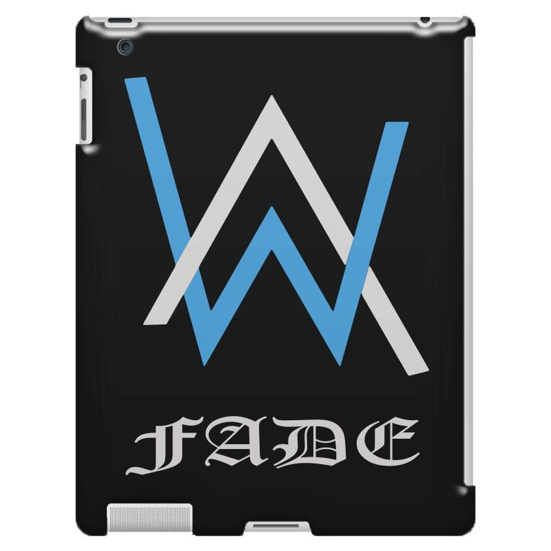 Custom alan walker logo ipad 3 and 4 case by mdk art artistshot - Alan walker logo galaxy ...