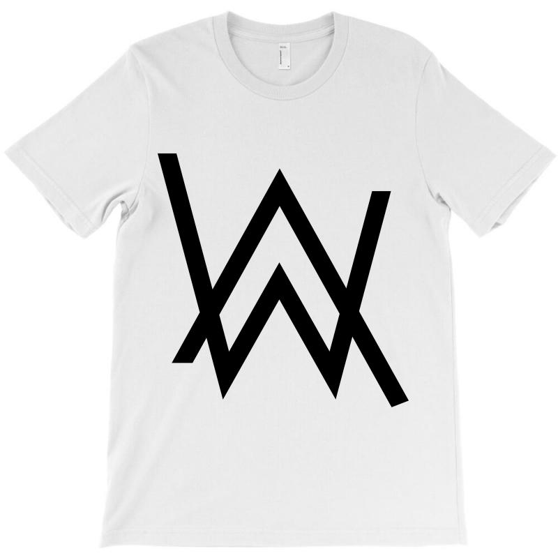fa0f8cb1d Custom Alan Walker T-shirt By Mdk Art - Artistshot