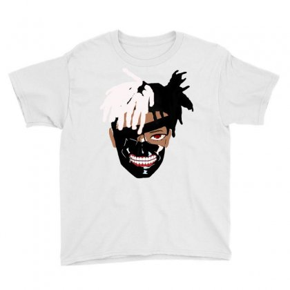 Xxxtentacion Youth Tee Designed By Mdk Art