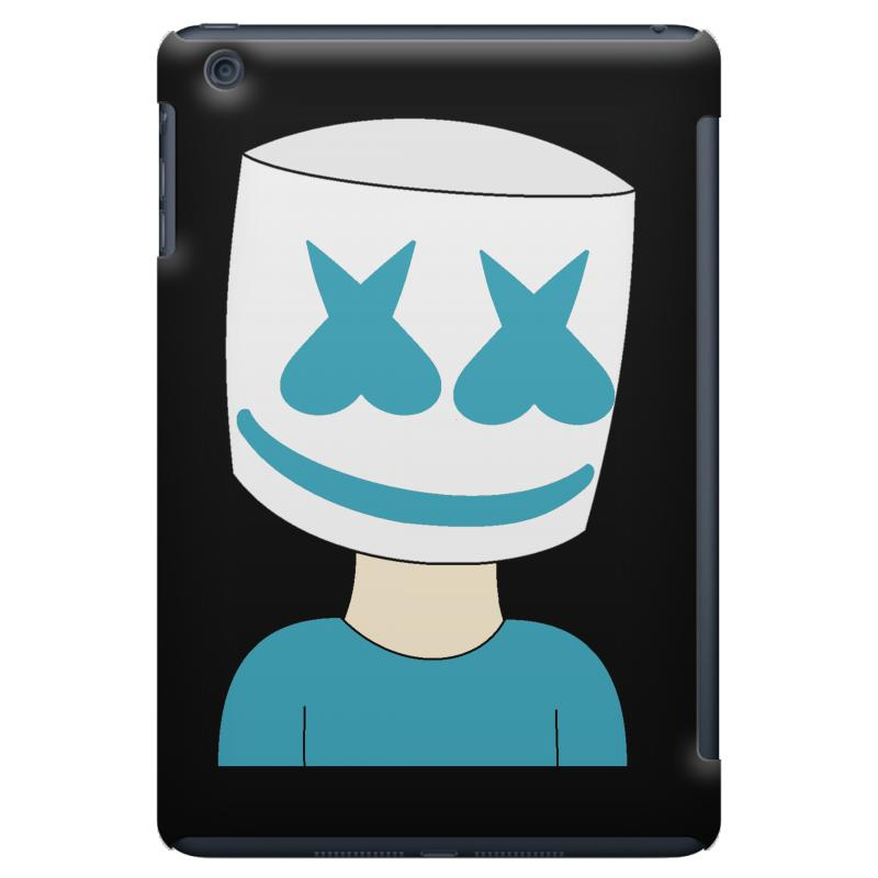 11589f76c474bd Custom Marshmello Ipad Mini Case By Mdk Art - Artistshot