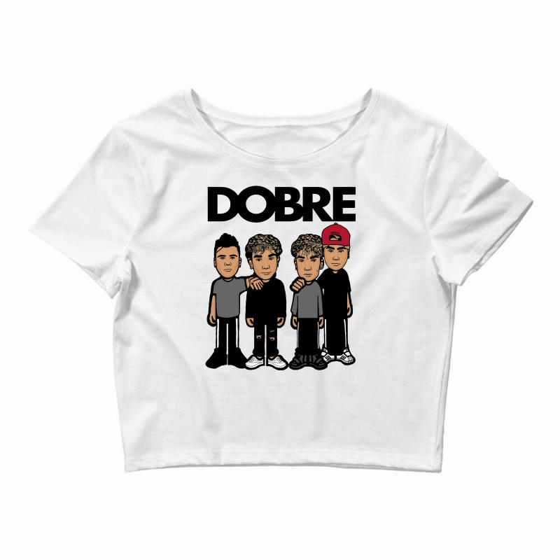 Dobre Merch Crop Top
