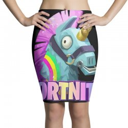 fortnite unicorn Pencil Skirts | Artistshot