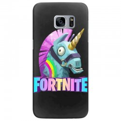 fortnite unicorn Samsung Galaxy S7 Edge Case | Artistshot