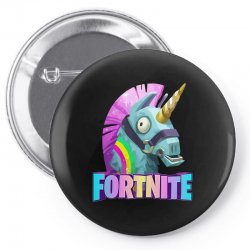 fortnite unicorn Pin-back button | Artistshot