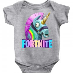 fortnite unicorn Baby Bodysuit | Artistshot
