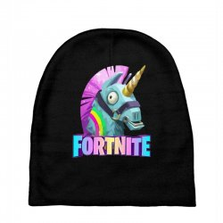fortnite unicorn Baby Beanies | Artistshot
