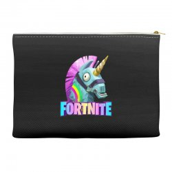 fortnite unicorn Accessory Pouches | Artistshot