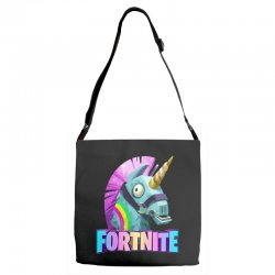 fortnite unicorn Adjustable Strap Totes | Artistshot