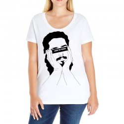 post malone Ladies Curvy T-Shirt | Artistshot