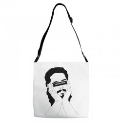 post malone Adjustable Strap Totes | Artistshot