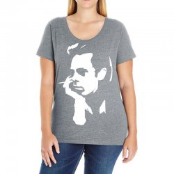 nick cave Ladies Curvy T-Shirt | Artistshot