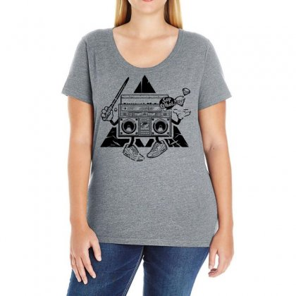 Mad Box Ladies Curvy T-shirt Designed By Specstore