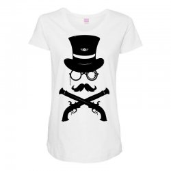 Cross Muskets Maternity Scoop Neck T-shirt | Artistshot