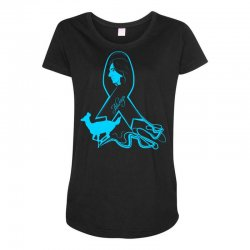 Always Potranum Maternity Scoop Neck T-shirt | Artistshot