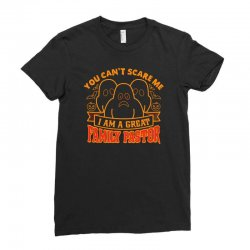 family pastor Ladies Fitted T-Shirt | Artistshot