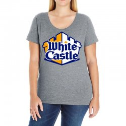 walter white castle Ladies Curvy T-Shirt | Artistshot
