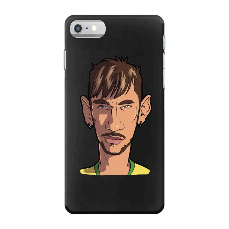 65e6b084a27a4 Neymar Iphone 7 Case. By Artistshot