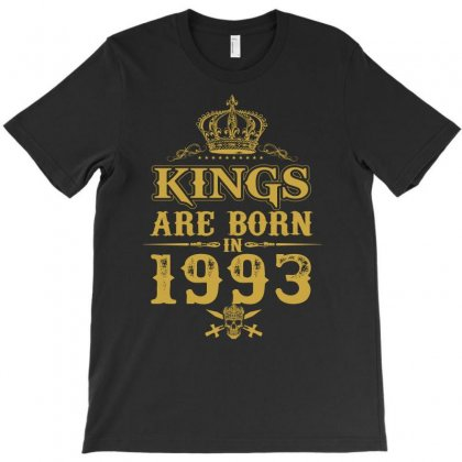 Kings Are Born In 1993 T-shirt Designed By Dang Minh Hai