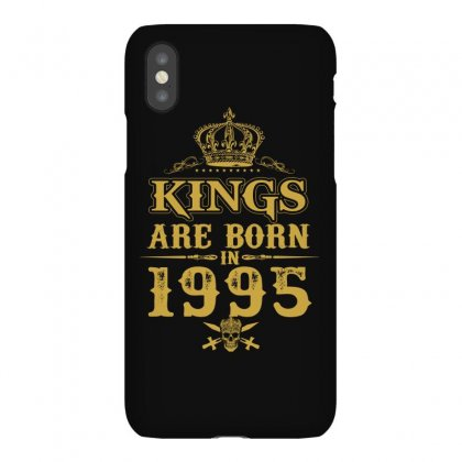 Kings Are Born In 1995 Iphonex Case Designed By Dang Minh Hai