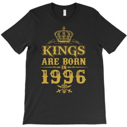 Kings Are Born In 1996 T-shirt Designed By Dang Minh Hai