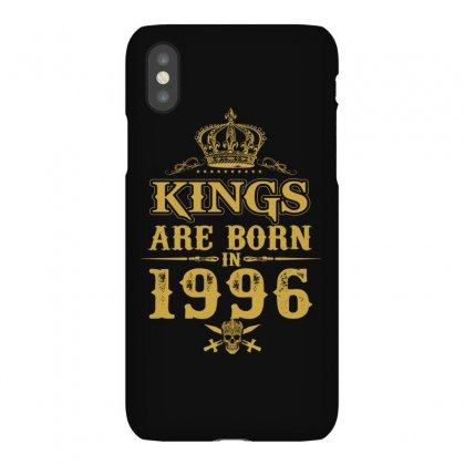 Kings Are Born In 1996 Iphonex Case Designed By Dang Minh Hai