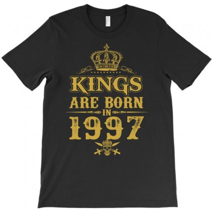 Kings Are Born In 1997 T-shirt Designed By Dang Minh Hai