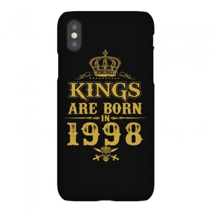 Kings Are Born In 1998 Iphonex Case Designed By Dang Minh Hai