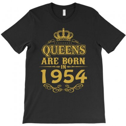 Queens Are Born In 1954 T-shirt Designed By Dang Minh Hai