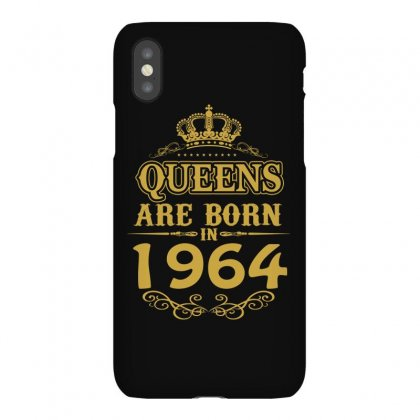Queens Are Born In 1964 Iphonex Case Designed By Dang Minh Hai