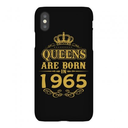 Queens Are Born In 1965 Iphonex Case Designed By Dang Minh Hai