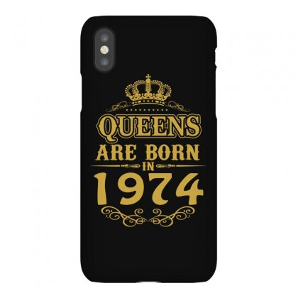 Queens Are Born In 1974 Iphonex Case Designed By Dang Minh Hai