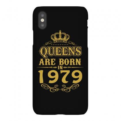 Queens Are Born In 1979 Iphonex Case Designed By Dang Minh Hai