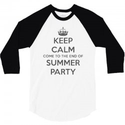 summer party 3/4 Sleeve Shirt | Artistshot
