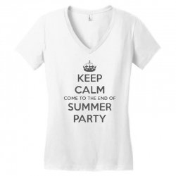 a3eef4b6275 Custom Summer Party Ladies Fitted T-shirt By Riksense - Artistshot