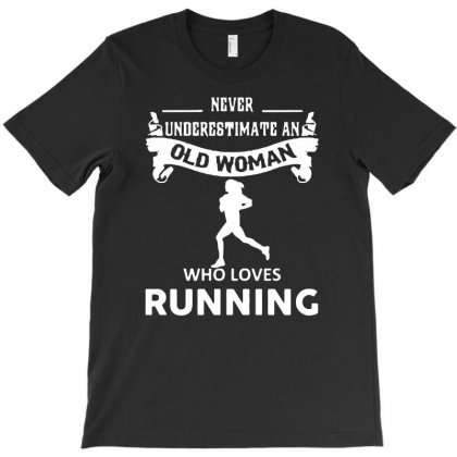 Who Loves Running1 T-shirt Designed By Riksense