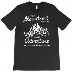 wild adventure T-Shirt | Artistshot
