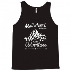wild adventure Tank Top | Artistshot
