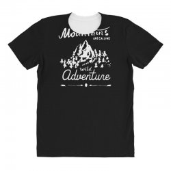 wild adventure All Over Women's T-shirt | Artistshot