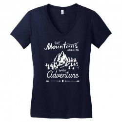 wild adventure Women's V-Neck T-Shirt | Artistshot