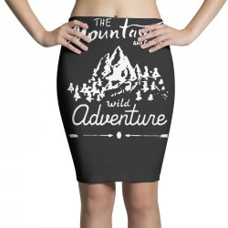 wild adventure Pencil Skirts | Artistshot